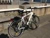 Pau auf Fahrradtour