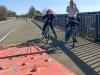 Antje und Jan auf Fahrradtour