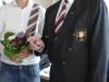 Simon Kempf mit Bernd Klose