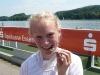 Rona mit Bronzemedaille Einer
