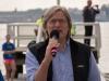 Claus Feucht, Vorsitzender der Stiftung 'Rudern gegen Krebs'