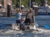 Trainerboot mit Ruderunterstützung...p
