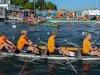 "Benefizregatta ""Rudern gegen Krebs"" am 24. August 2019 in Kiel"