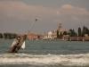 auch in Venedig gibt es umgefaherene Verkehrszeichen...