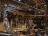 traditionelle Werkstatt, in der u.a. die 'Forca' hergestellt wird, die Dolle der venezianischen Gondel