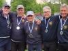 von links: Sven Lorenzen, Bernhard Kascenski, Uwe Johannsen, Thomas Schröder, Lutz Besch