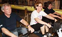 Team Rowing beim EKRC