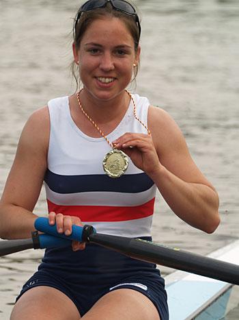 Claudia Mack gewinnt in Münster