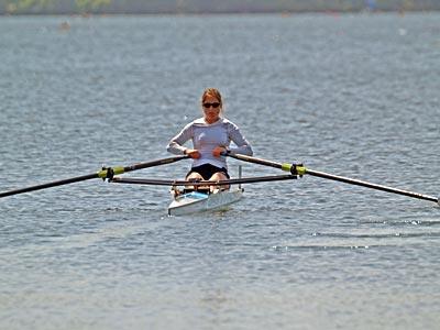 Claudia Mack gewinnt kleines Finale in Ratzeburg
