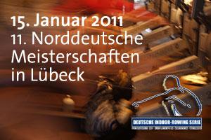 11. Norddeutsche Meisterschaften in Lübeck