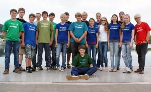 Sommertour der Jugend