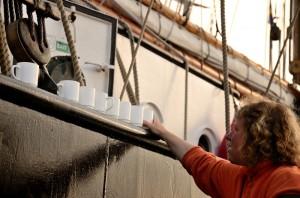 Schiffe gucken zur Kieler Woche