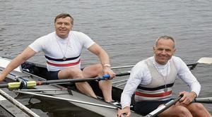 Ulf Beck und Bernd Klose, Männer-Doppelzweier MDA 50-MDA 65 D