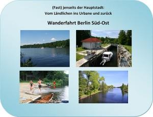Wanderfahrt Berlin Süd-Ost