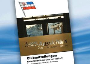 Clubmitteilungen 01/2013