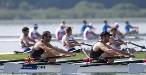 2013 World Rowing Masters Regatta