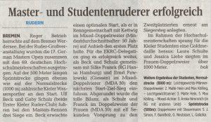 Quelle: Kieler Nachrichten 08.07.2016, Seite 32