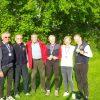von links: Michael Böhmer, Uwe Johannsen, Kuddl Roggenbrodt, Heike Roggenbrodt, Sabine Gödtel, Alexander Claviez