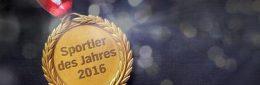 Sportler des Jahres 2016 für Schleswig Holstein