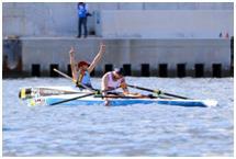 World Coastal Rowing Champion 2016 Männer Einzel