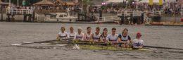 von links: Sabine Gödtel, Ulrike Zumegen, Dorit von Weydenberg, Niels Piesch, Hjalmar Hellwig, Maria Z., Jonas Möhrke, Julius Neumann und Stm. Kaller Brandt