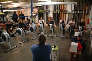 Team Rowing im EKRC