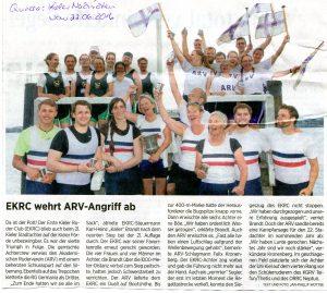Stadtachter 2018, Quelle Kieler Nachrichten vom 22.06.2018